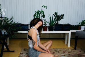 Méditation en écoutant la musique