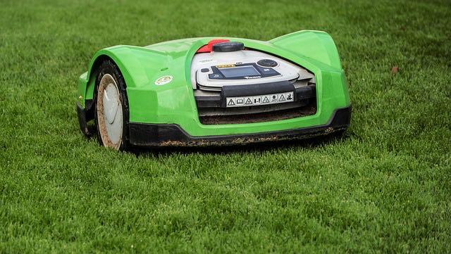 Greenworks Tondeuse à gazon sans fil