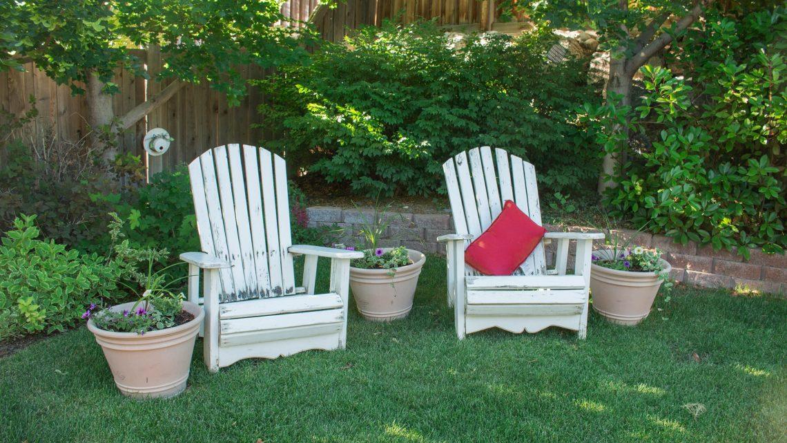 Quelle couleur choisir pour vos salons de jardin?
