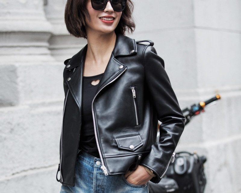 La veste simili cuir femme dont vous avez besoin
