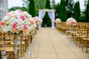 Quand réserver fleuriste mariage ?