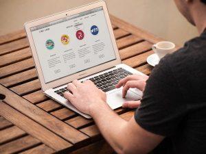 creation de site web en Belgique