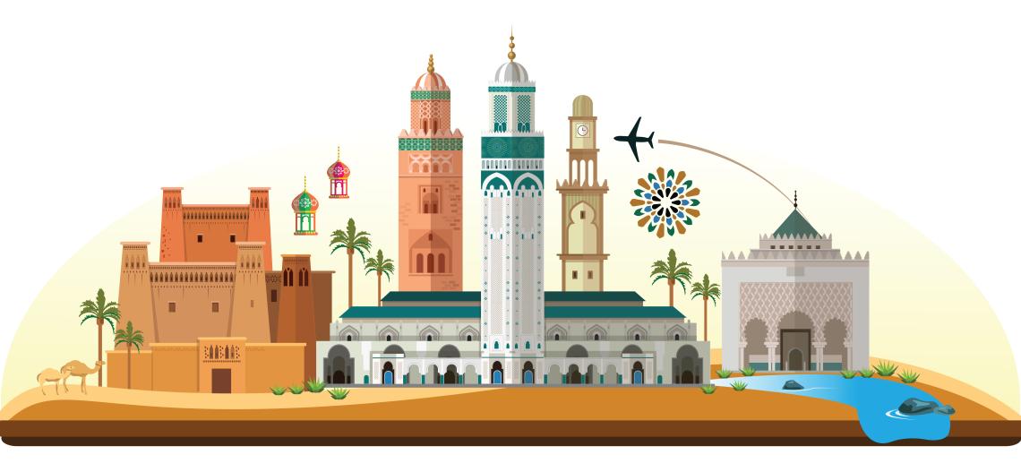 Visiter le Maroc en été : mode d'emploi