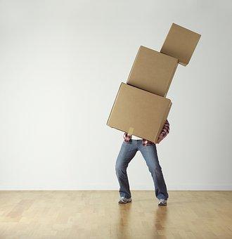 La dernière tendance sur le déménagement.