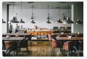 L'applicatif pour les restaurateurs par des restaurateurs